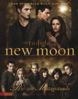 bella und edward die twilight saga new moon biss zur mittagsstunde von mark cotta vaz bei. Black Bedroom Furniture Sets. Home Design Ideas