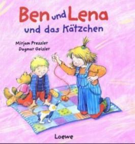 Ben und Lena und das Kätzchen