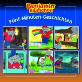 Benjamin Blümchen: Fünf-Minuten-Geschichten