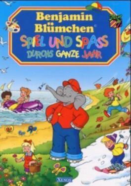Benjamin Blümchen, Spiel und Spaß durchs ganze Jahr