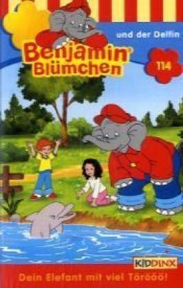 Benjamin Blümchen und der Delfin, 1 Cassette