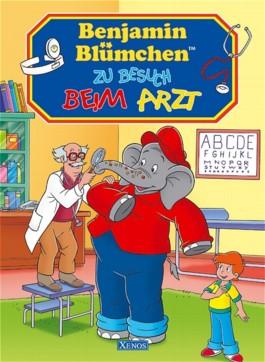 Benjamin Blümchen zu Besuch beim Arzt