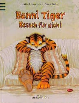 Benni Tiger, Besuch für dich!