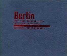 Berlin 1907-1909