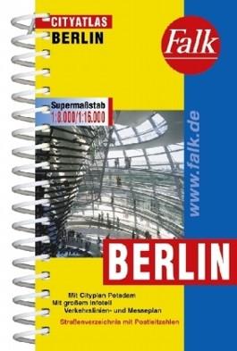 Berlin, Potsdam, Cityatlas