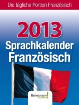 Bertelsmann Sprachkalender Französisch 2009