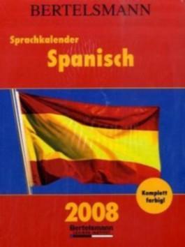 Bertelsmann Sprachkalender Spanisch 2008
