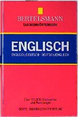 Bertelsmann Taschenwoerterbuch Englisch