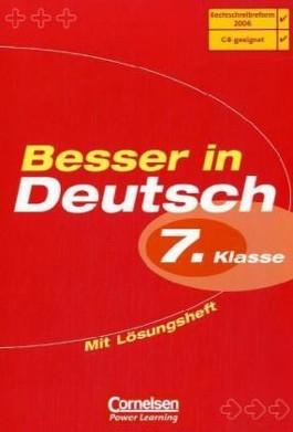 Besser in Deutsch, 7. Schuljahr