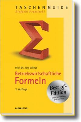 Betriebswirtschaftliche Formeln