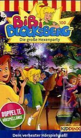 Bibi Blocksberg - Die große Hexenparty, 1 Cassette