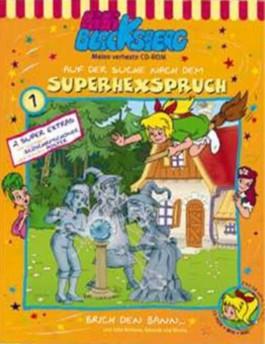Bibi Blocksberg, Auf der Suche nach dem Superhexspruch, 1 CD-ROM