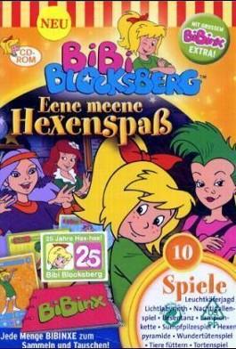 Bibi Blocksberg, Eene meene Hexenspaß, 1 CD-ROM