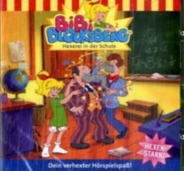 Bibi Blocksberg, Hexerei in der Schule, 1 Audio-CD