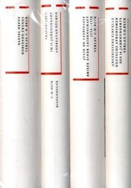 Bibliothek des 18. Jahrhunderts Paket I