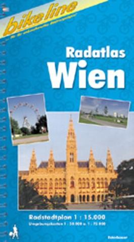 Bikeline Radtourenbuch, Radatlas Wien