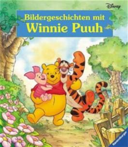 Bildergeschichten mit Winnie Puuh