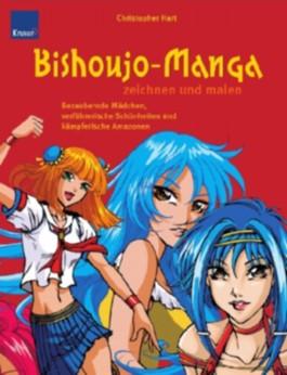 Bishoujo-Manga zeichnen und malen
