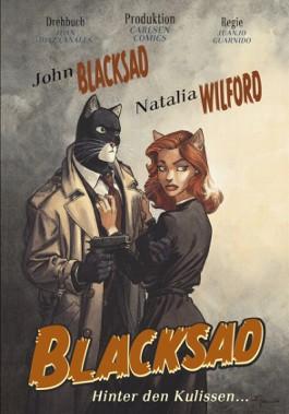 Blacksad: Hinter den Kulissen