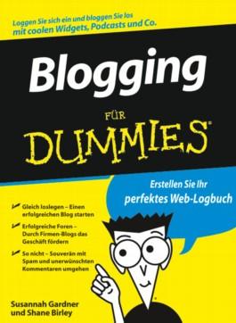Blogging Fur Dummies
