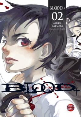 Blood + / Blood+, Band 2
