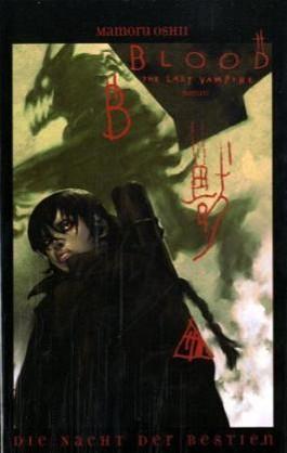 Blood the last Vampire, Die Nacht der Bestien