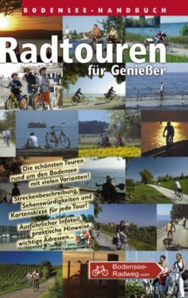 Bodensee-Handbuch – Radtouren für Genießer