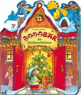 Bodo Bär im Weihnachtshaus