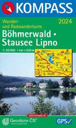 Böhmerwald-Stausee Lipno