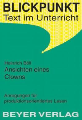 Böll,Heinrich - Ansichten eines Clowns
