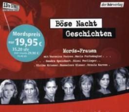 Böse-Nacht-Geschichten: Mords Kerle / Mords Frauen