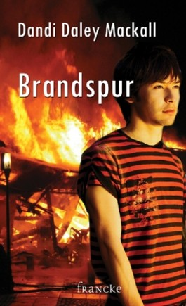 Brandspur