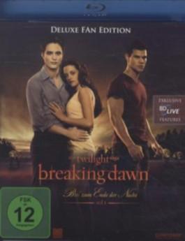 Breaking Dawn - Bis(s) zum Ende der Nacht, Fan Edition, 2 Blu-rays