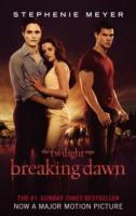 Breaking Dawn (film tie-in). Bis(s) zum Ende der Nacht, englische Ausgabe