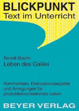 Brecht,Bertolt - Das Leben des Galilei