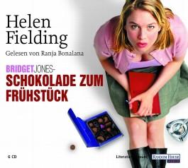 Bridget Jones Schokolade Zum Frühstück Von Helen Fielding Bei
