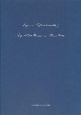 Brief des Lord Chandos an Francis Bacon