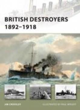 British Destroyers 1892-1918