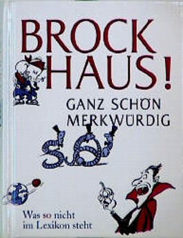 Brockhaus! Ganz schön merkwürdig