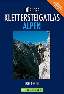 Bruckmanns Klettersteigatlas Alpen