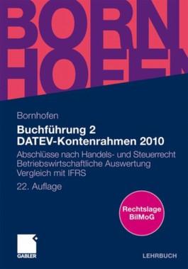 Buchführung 2 DATEV-Kontenrahmen 2010