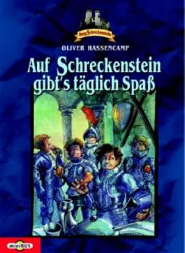 Burg Schreckenstein / Auf Schreckenstein gibt's täglich Spaß