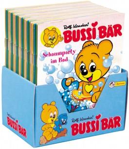 Bussi Bär Mini-Bücher 1-4