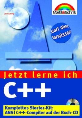 C++ - Jetzt lerne ich... Komplettes Starter-Kit: ANSI C++-Compiler auf der Buch-CD