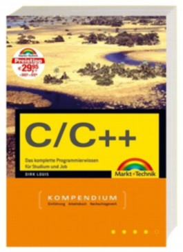 C / C ++ Kompendium, Studentenausgabe, m. CD-ROM