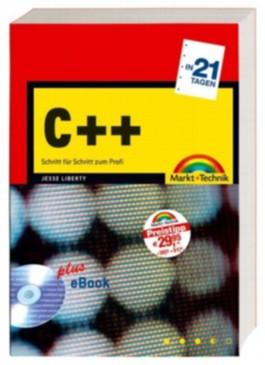 C++ in 21 Tagen, m. CD-ROM
