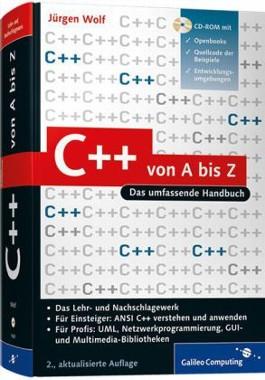 C++ von A bis Z