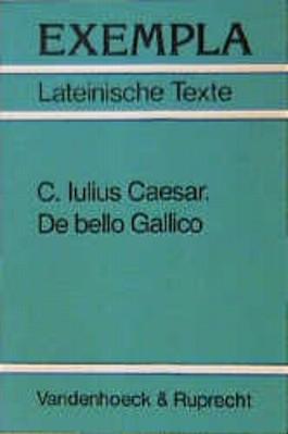 C. Iulius Caesar, De bello Gallico