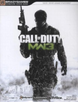 Call of Duty, Modern Warfare 3, Strategy Guide
