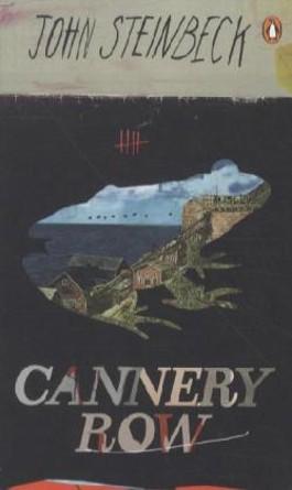 Cannery Row. Die Straße der Ölsardinen, englische Ausgabe
